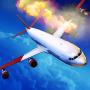 icon Flight Alert Simulator 3D Free
