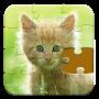 icon Cute Cat Puzzle
