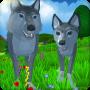 icon Wolf Simulator: Wild Animals 3D