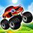 icon Monster Trucks Kids Game 2.5.8