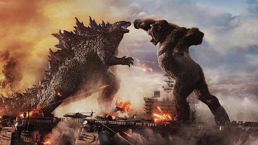 Godzilla Games: King Kong Games