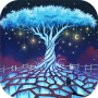 icon Star home : Glowing magic land Live wallpaper