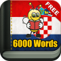 icon Learn Croatian Vocabulary - 6,000 Words