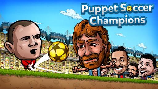 ⚽ Puppet Soccer Champions ❤️