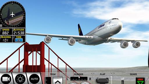 Flight Simulator - Pilot Real Flying Airplane 3D