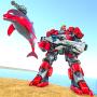 icon Dolphin Robot Transform: Robot War