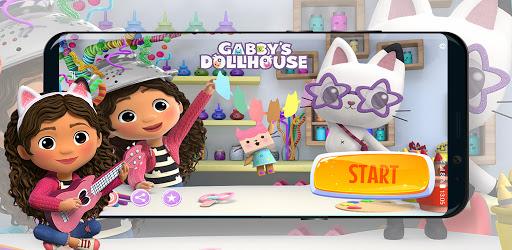 Gabby's Dollhouse: Adventure Game ??
