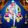 icon Sai Baba Live wallpaper