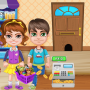 icon Kids Games - Shopping Market Game