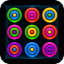 icon Color Rings Puzzle