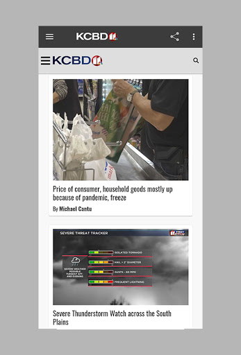 KCBD News 11