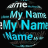 icon My Name in 3D Live Wallpaper 2.80