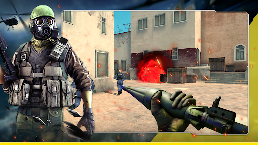 Antiterrorism Action: fps game