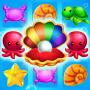 icon Fish Drop Match 3 Fish Games