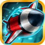 icon Tunnel TroubleSpace Jet 3D Games