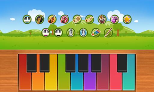 Kids Music Piano : Baby Games