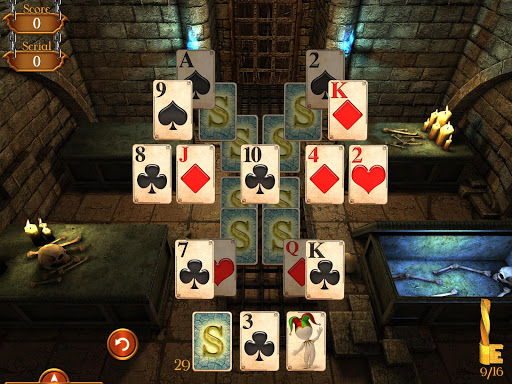 Solitaire Dungeon Escape Free