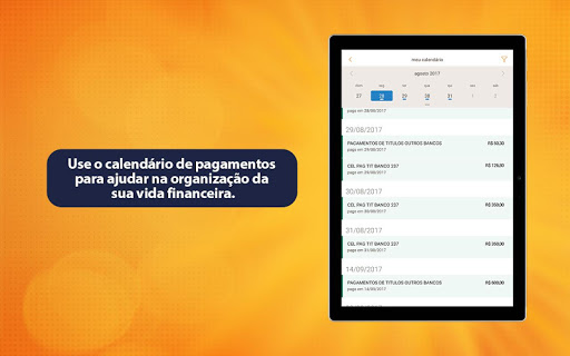 Itaú for Tablets