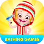 icon Baby Hazel Bathing Games