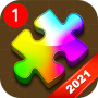 icon Jigsaw Puzzles - Picture Collection Game