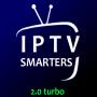 icon IPTV SMARTERS 2.0 Turbo