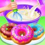 icon Sweet Donut Maker Bakery