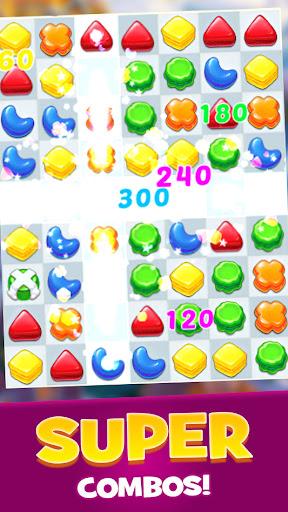 Sugar Cookie Blast Match3 Game