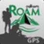 icon ROAM GPS Land Trails Topo Maps