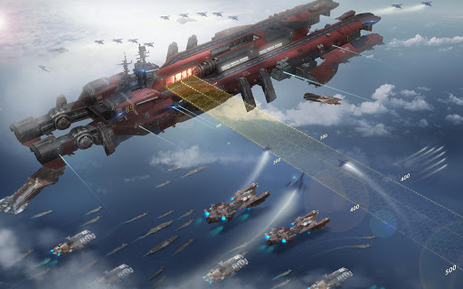 Sea Battle for Survival - Fleet Commander