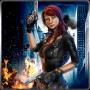 icon Secret Agent Maria