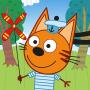 icon Три кота: Детские игры для самых маленьких 2-5 лет