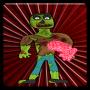 icon Zombie, Brain Eater