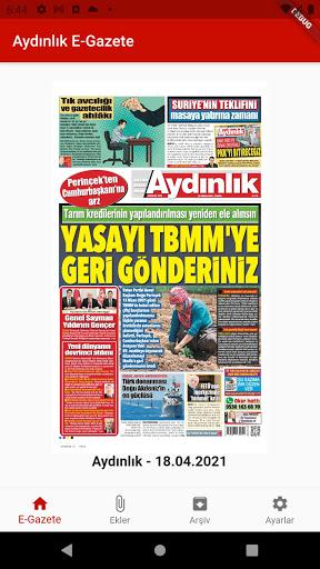 Aydınlık E-Gazete