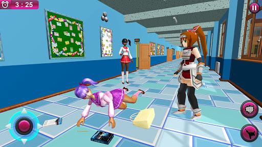 Anime Girl High School Simulator: Yandere Survival