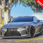 icon Extreme City Car Drive Simulator: Lexus LC 500