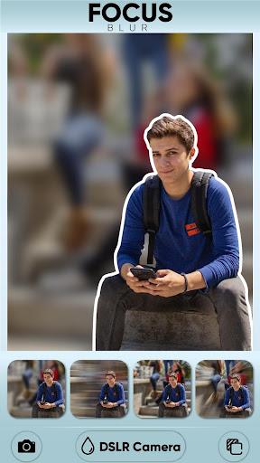 Blur photo - Blur image background,Portrait & DSLR