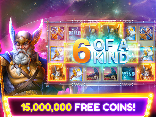Free Slots 2021: Vegas Casino & Slot Machine Games