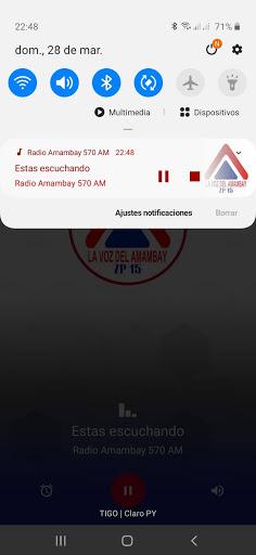 Radio Amambay 570 AM