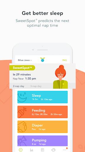Huckleberry: Baby & Child Tracker, Sleep Experts