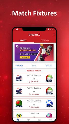 Dream11 Fantasy Crickets Team Predictions Guide