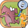 icon Word Search : Animals
