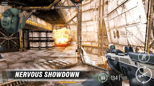 Call of Modern Warfare: Free Commando FPS Game