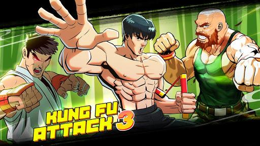 Kung Fu Attack 3 - Fantasy Fighting King