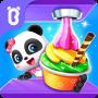 icon Baby Panda's Ice Cream Truck