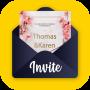 icon com.invitationmaker.cardmaker.wedding.greetingscard.partyinvitation