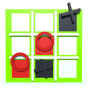 icon Drop Tic-Tac-Toe 3D