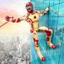icon Flying Superhero Robot Rescue - War Robot Games