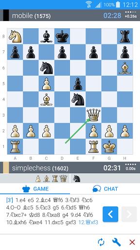 SimpleChess (Online)