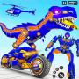 icon Tractor Robot Transform Car War : Moto Robot Games