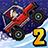 icon Hill Climb Racing 2 1.11.2